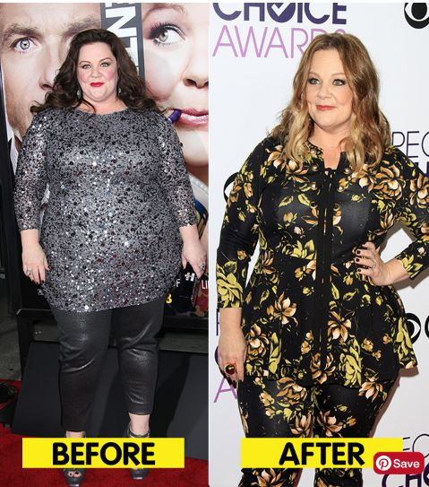 Dr Oen Blog: How Did Melissa Mccarthy Lose All Her Weight