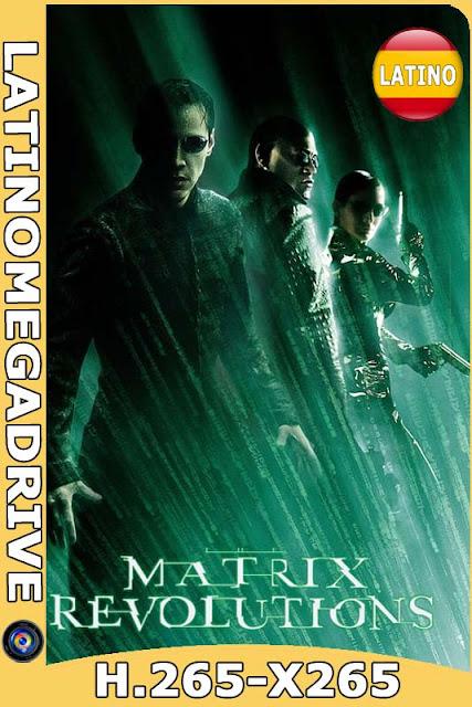 The Matrix Revolutions (2003) RM BDRIP Latino [x265] HEVC HD [1080P] [GoogleDrive] [Mega] DizonHD