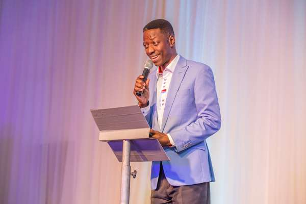 Audio: Rev Sam Adeyemi - Managing Your Funds