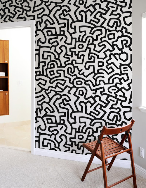 Keith Haring PopShop - Giant Wall tiles