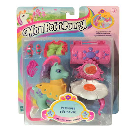 My Little Pony Ivy Magic Motion Ponies IV G2 Pony