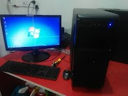 Core i5 - 4GB-RAM- Monitor 19""