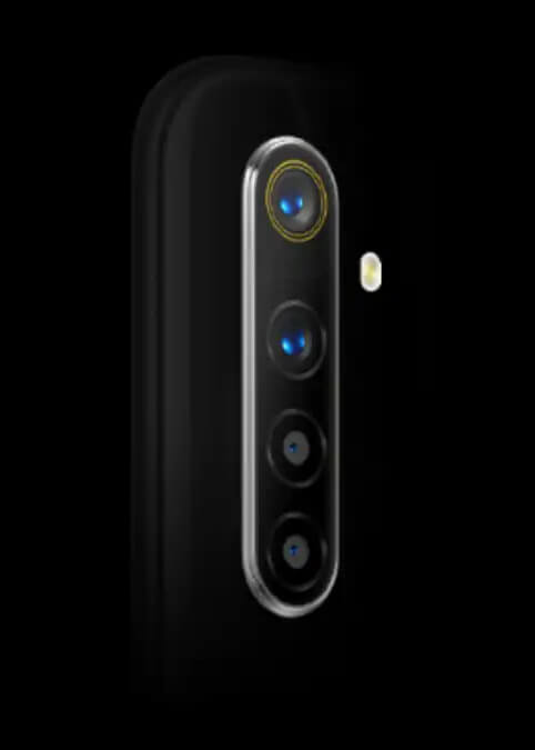 What was the First Phone with a 44 MP Selfie camera?
