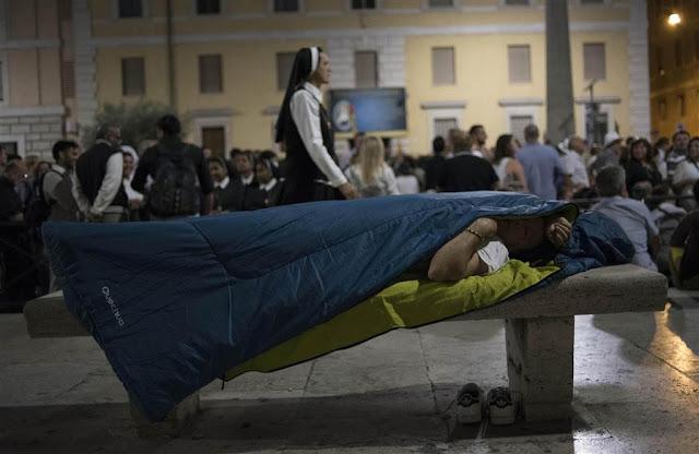 Сон у Ватикані