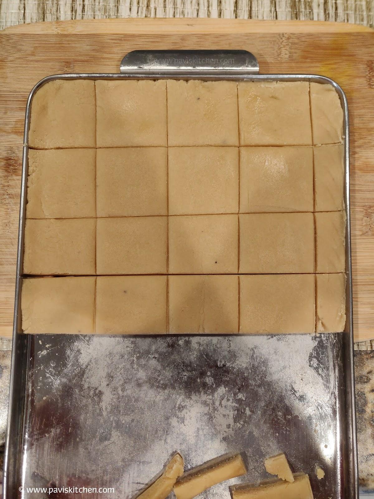 Badam Katli Recipe | Almond Burfi Recipe With Almond Flour