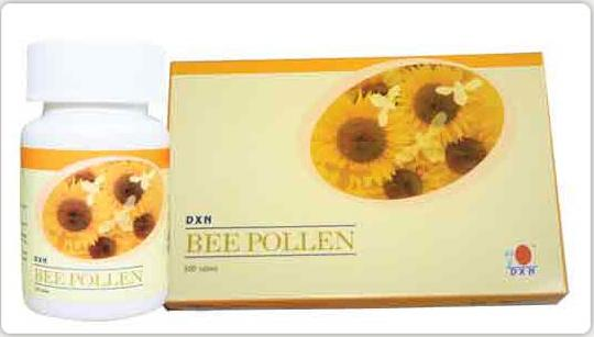 DXN luz product: Bee Pollen Product Dietary Supplement