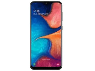 Galaxy A20s detailed specifications