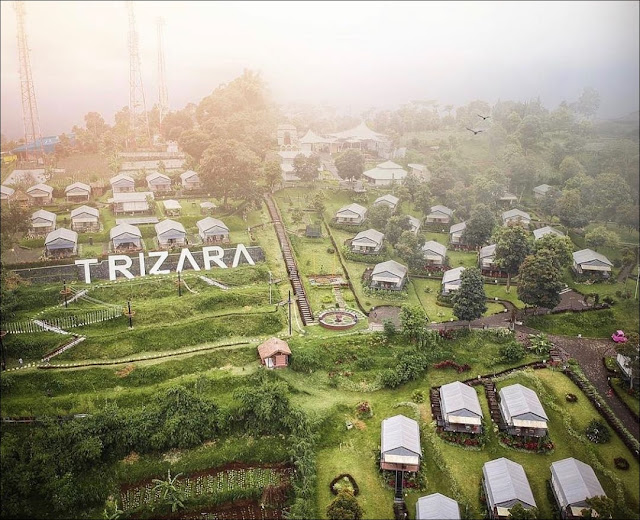 Tourism Destination in Bandung Instagramable 2020