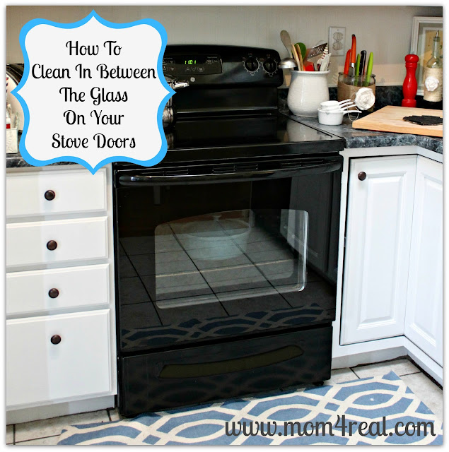 How to Clean In Between The Glass On Your Oven Doors