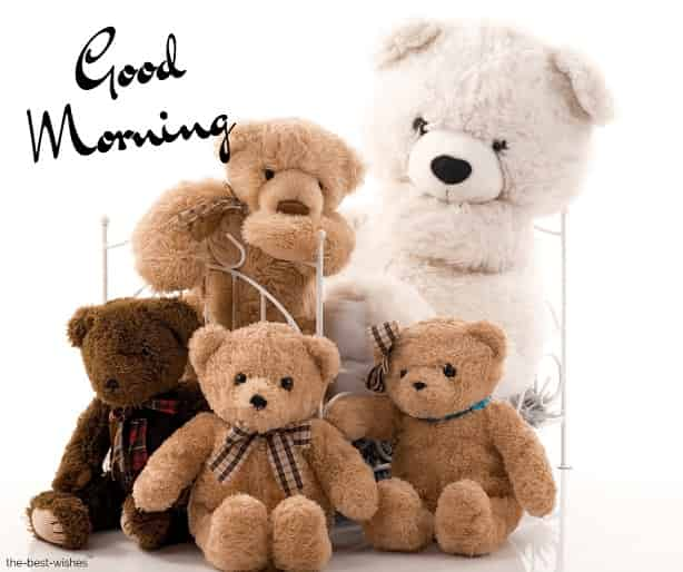 teddy bear family image