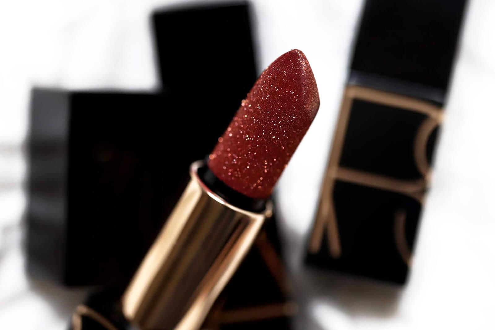 Nars Disco Dust Lipstick Avis