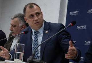 медиацентр Патриот Сергей Вострецов