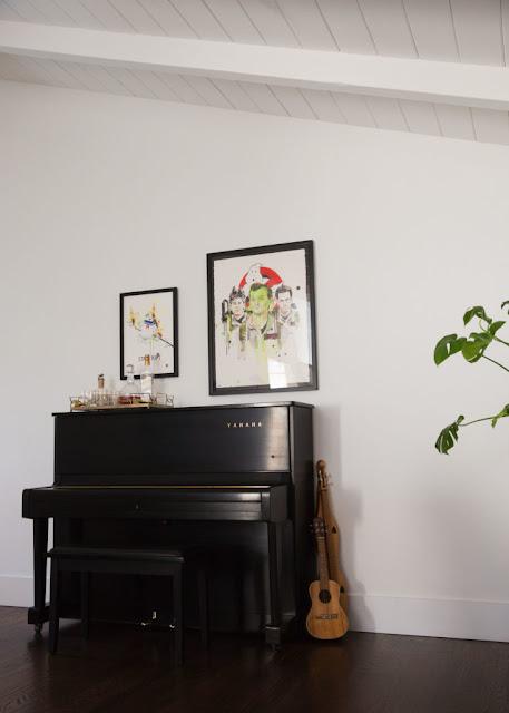 Brendon Urie's renovated LA home