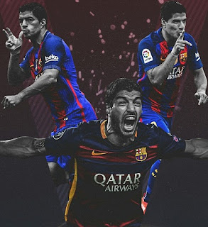 Luis Suárez Magic completed Five years in Barcelona 2014-2019, Stats, records, titles won.