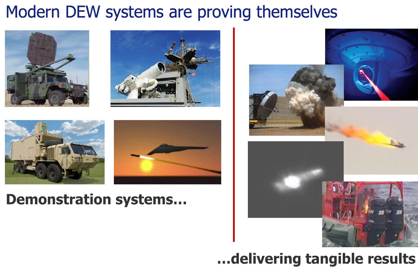 High power microwaves and laser weapons – NextBigFuture com