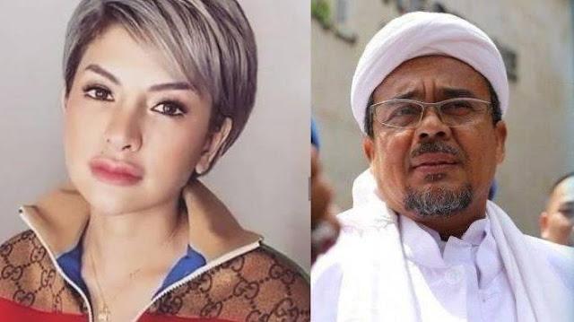 Alasan Nikita Mirzani Tolak Minta Maaf ke Habib Rizieq, Terima Resiko Meski Harus Masuk Bui