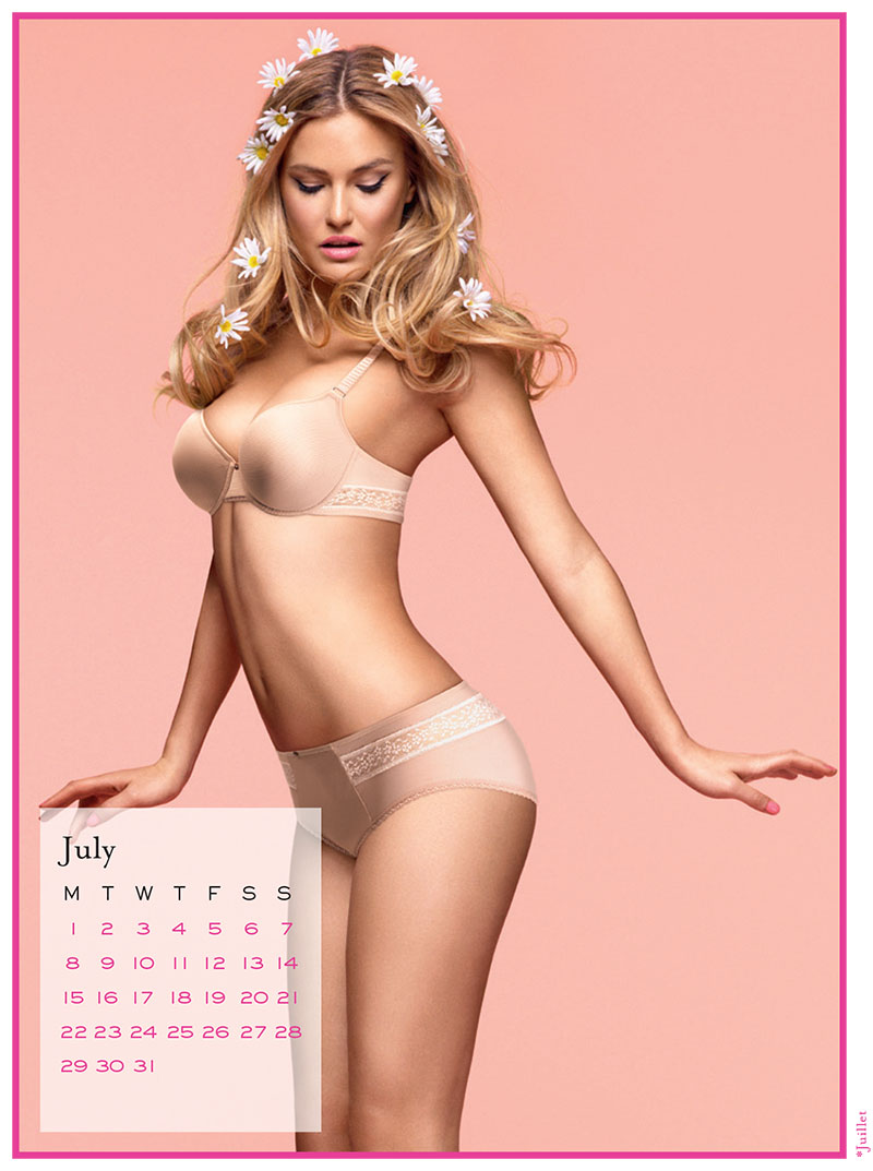 If Its Hip, Its Here Archives The 2013 Passionata Lingerie Calendar  Ad Campaign -6038