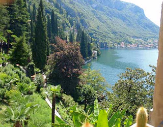 Gardens Lake Villa Cipressi Lake Como Italy