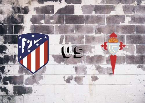 Atlético Madrid vs Celta de Vigo  Resumen