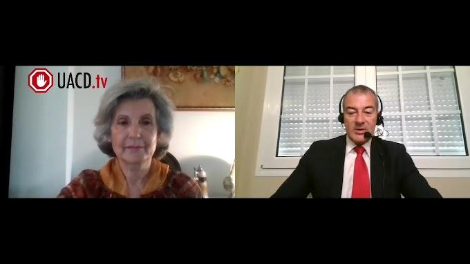 Dra, María José Albarracín, vacunas covid - 4 junio 2021