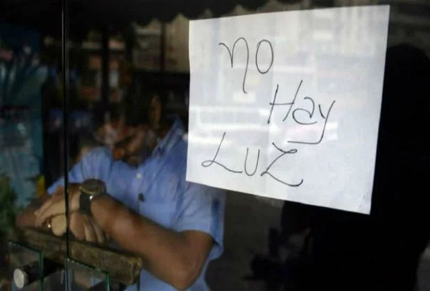 Reportan fallas eléctricas en Caracas, Vargas y Miranda
