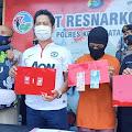 Jualan Baju Online Sambil Edarkan Sabu, Seorang Janda Diringkus Polisi