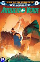 DC Renascimento: Arqueiro Verde #8