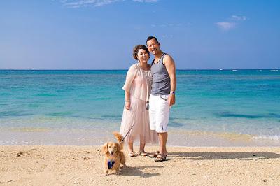 沖縄ペット写真