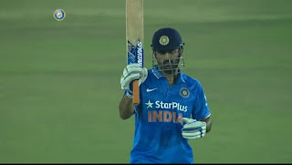 MS Dhoni 80 vs New Zealand Highlights