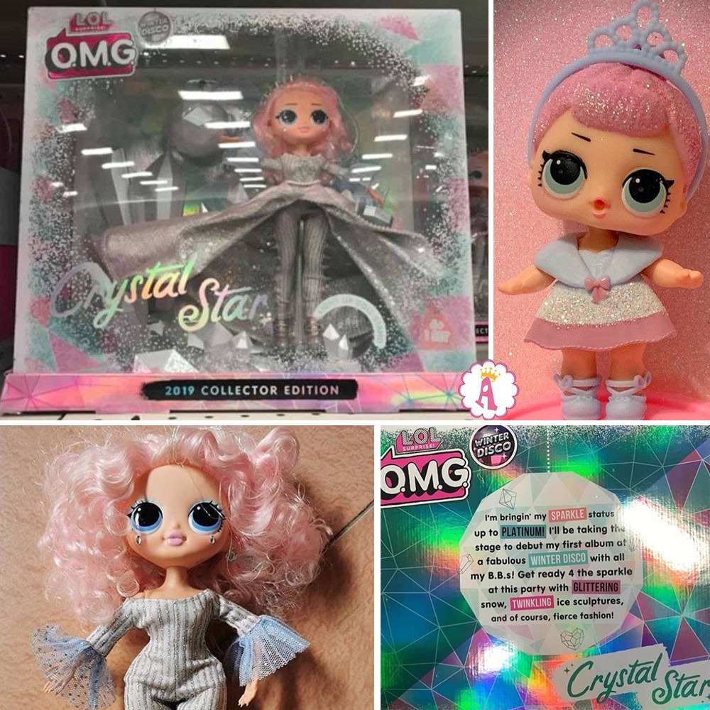 Модницы L.O.L. O.M.G. Collector Edition 2019: Crystal Star ...