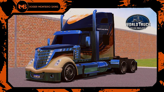 Skins World Truck, BL TRANSPORTATION