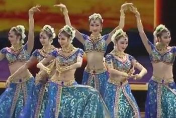Beautiful Dances Along the Silk Road
