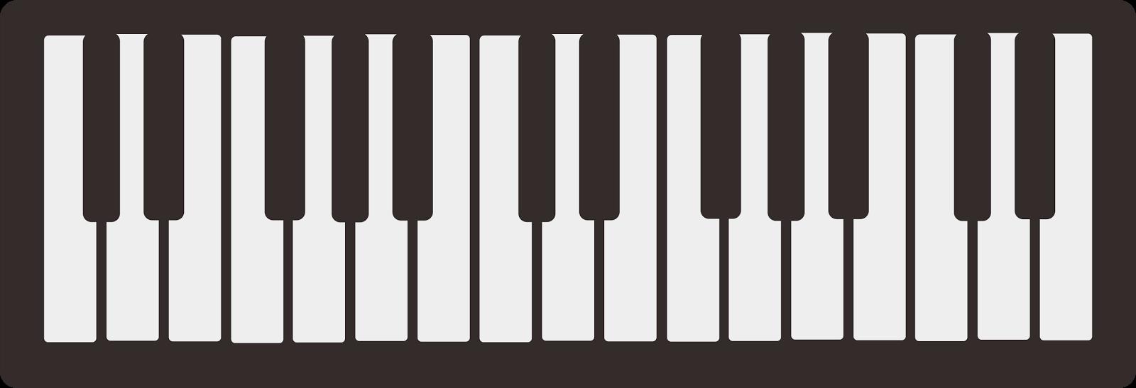 клавиатура картинки сольфеджио стали переселять, те