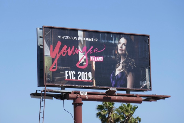Sutton Foster Younger s6 Emmy19 FYC billboard