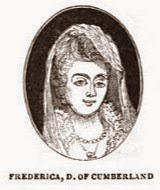 Frederica Duchess of Cumberland from The Georgian Era (1832)