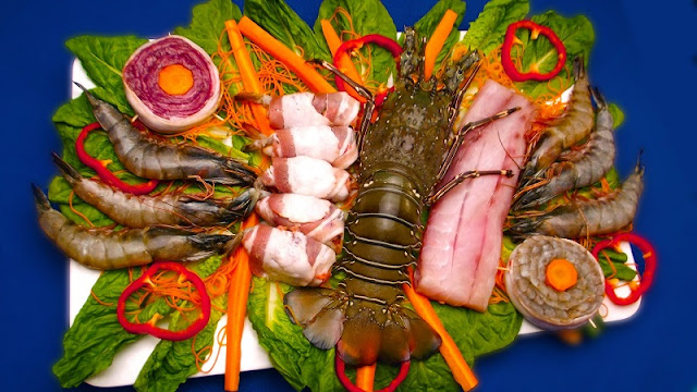 Various and Mouthwatering Seafood in Nha Trang