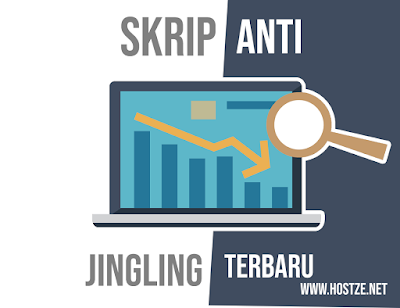 100% Work Script Anti Jingling Terbaru 2019 - hostze.net