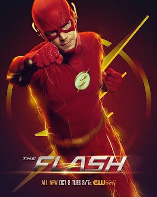 The Flash Season 6 Poster 2