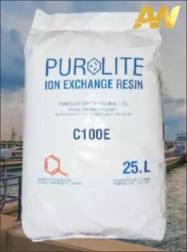 harga resin kation, jual resin kation, harga resin purolite