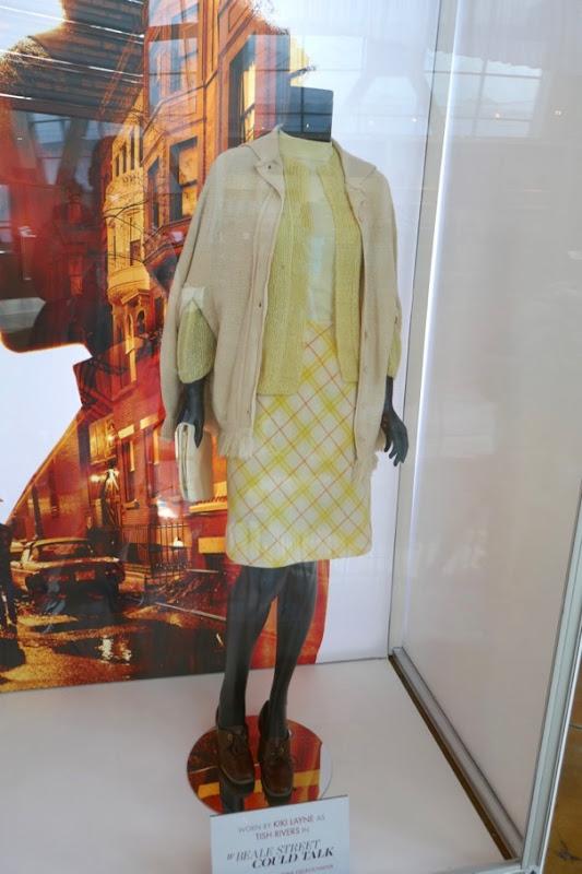 Kiki Layne If Beale Street Could Talk Tish Rivers film costume