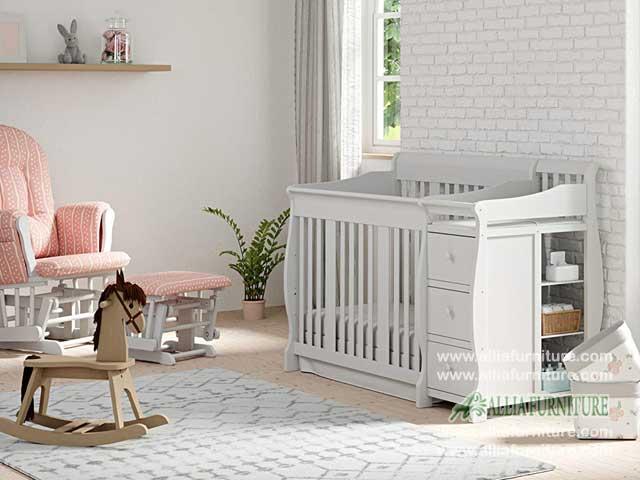 tempat tidur balita box baby model fuji