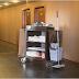 Chức năng, cấu tạo và cách sắp xếp xe đẩy trong khách sạn