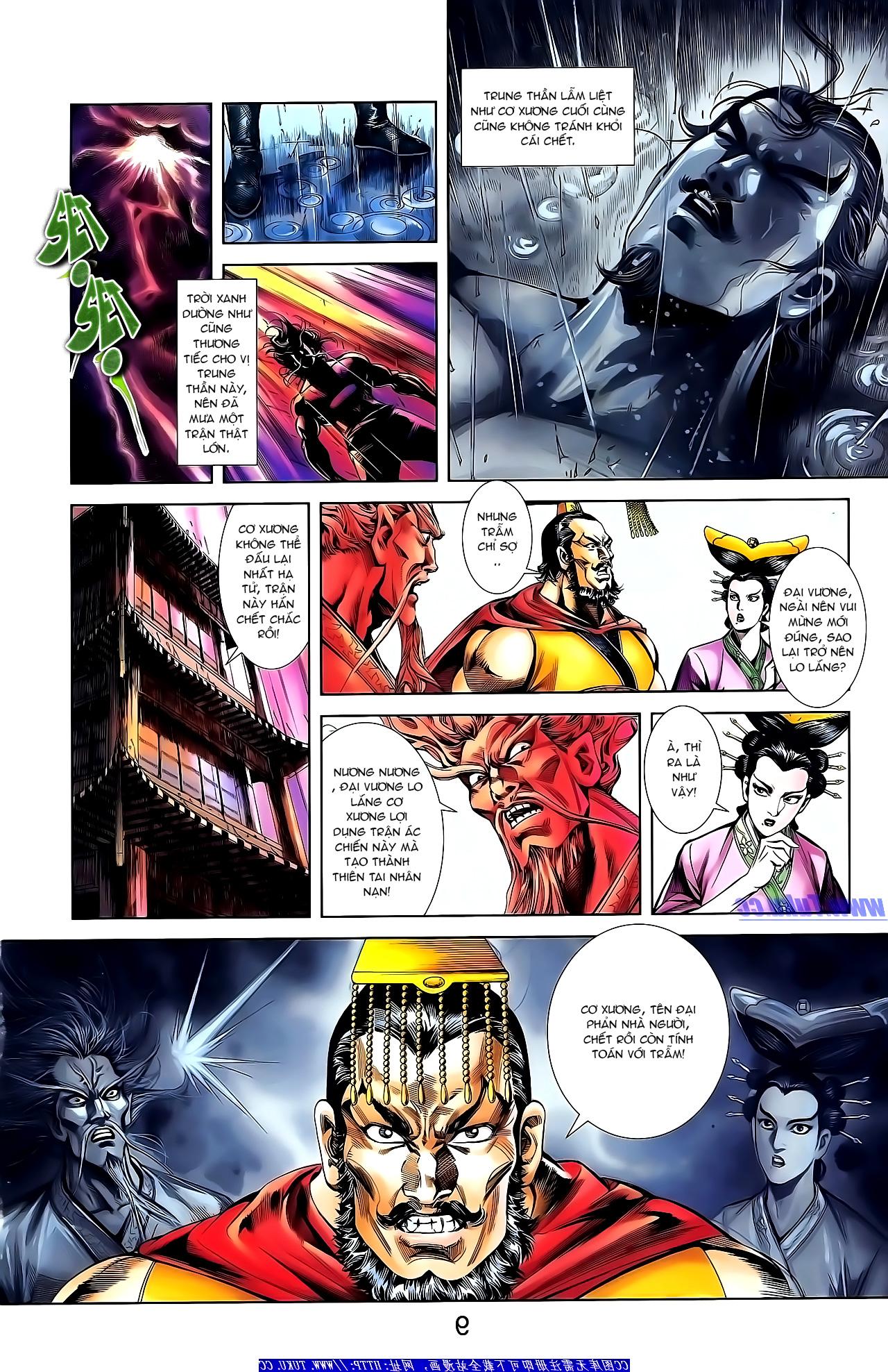 Cơ Phát Khai Chu Bản chapter 152 trang 18