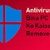 Antivirus Ke Bina PC Virus KO Remove Kaise Kare - Technobeez