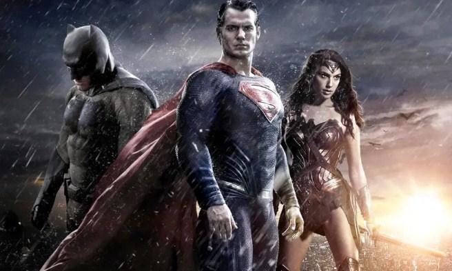 Superman Urutan Film Dc Extended Universe