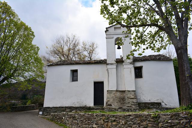 Chapelle de Serrale.