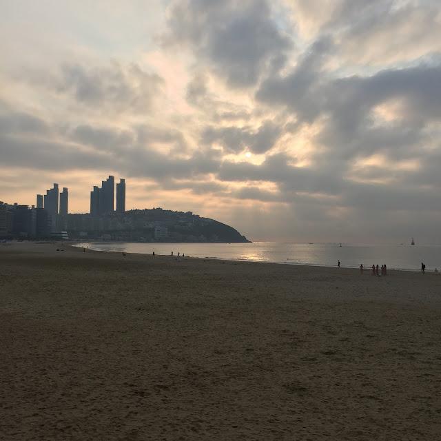 Busan Haeundae Beach guide