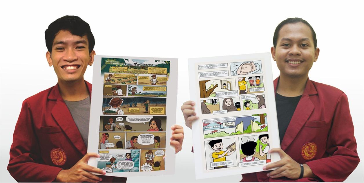 Dominasi Ajang SHC 2020, Mahasiswa DKV ISI Surakarta Raih Dua Penghargaan