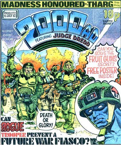 2000 AD Prog 272, Rogue Trooper