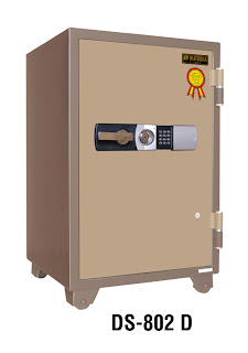 """Brankas Fire Resistant Safe Digital Daichiban DS 802 D"""